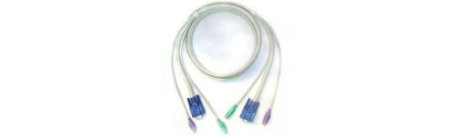 Tastatur/Video/Maus (KVM)-Kabel
