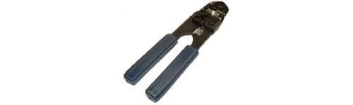 Crimp-Zangen/Cutter/Abisolierwerkzeug